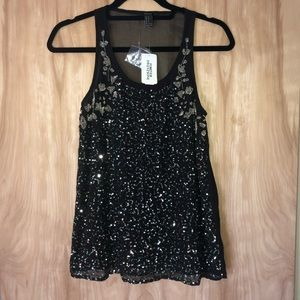 NWT Sequin Forever 21 Top ✨